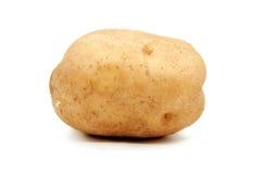 изолированная белизна картошки Стоковое Фото