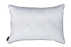 изолированная белизна подушки Стоковое Изображение RF