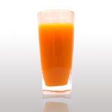 изолированная белизна сока померанцовая Стоковое Фото