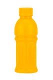 Изолированная бутылка апельсинового сока Стоковые Фотографии RF