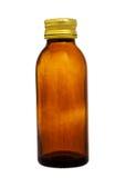 Изолированная бутылка питья энергии, путь клиппирования Стоковая Фотография RF