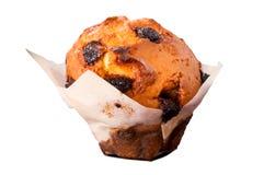 изолированная булочка Стоковое Изображение