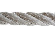 Изолированная веревочка Стоковое фото RF