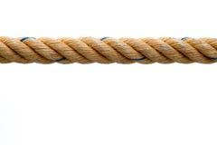 изолированная веревочка Стоковые Изображения RF