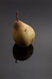 изолированная груша Стоковое Фото