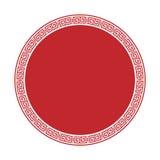 Изолированная картина рамки греческого стиля орнаментальная декоративная греческий орнамент Пакет рамки вектора античный Картины  бесплатная иллюстрация