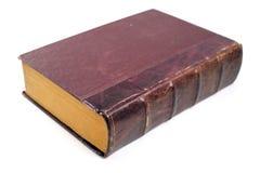 Изолированная книга Стоковые Изображения RF