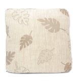 Изолированная подушка листьев Стоковые Изображения