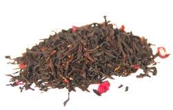 Изолированная пригорошня чая Стоковое Фото