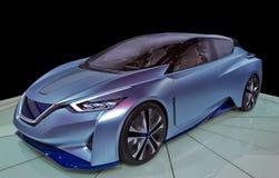 изолированная принципиальная схема автомобиля Стоковое Фото