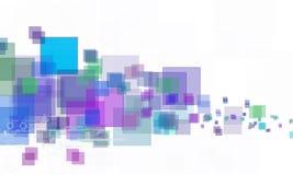 изолированная принципиальной схемой белизна технологии Стоковые Изображения RF