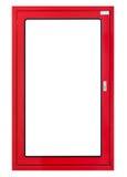 Изолированная рамка шкафа пожарного рукава Стоковое Изображение
