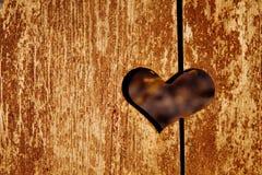 изолированная сердцем белизна томата формы Стоковое фото RF