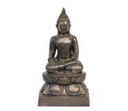 Изолированная статуя Будды Стоковая Фотография RF