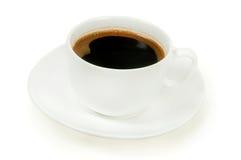 Изолированная чашка кофе Стоковые Фотографии RF