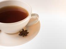 изолированная чашкой белизна чая Стоковые Фотографии RF