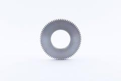 Изолированная шестерня шестерен металла Стоковое Изображение