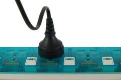 Изолированная штепсельная вилка Стоковая Фотография RF