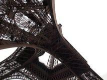 Изолированная Эйфелева башня Стоковые Изображения RF