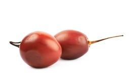 2 изолированного плодоовощ tamarillo Стоковые Фотографии RF