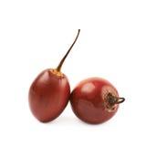 2 изолированного плодоовощ tamarillo Стоковые Изображения