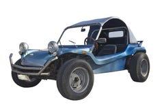 Изолированное красивое багги дюны автомобиля Americn стоковые фото