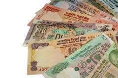 Изолированное расположение банкноты - Стоковая Фотография RF