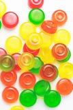 изолированное цветастое конфет Стоковые Фото
