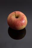 изолированное яблоко Стоковое Изображение