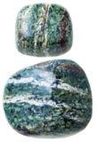 2 изолированной драгоценной камня глаза хоука Стоковые Фото