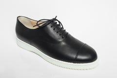 Изолированные ботинки людей Стоковое Изображение RF