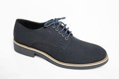 Изолированные ботинки людей Стоковое Фото