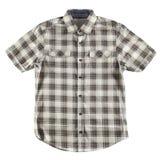 Изолированные кабанина и бежевая рубашка Стоковая Фотография RF