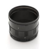 Изолированные кольца расширения для macrophotography Стоковые Изображения
