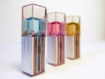 Изолированные образцы лаборатории для химии и биотехнологии, Стоковые Фото