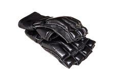 Изолированные перчатки бокса Muttahida Majlis-E-Amal Стоковые Фотографии RF