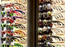 изолированные стекла греют на солнце белизна Стоковое Фото