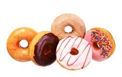 изолированные donuts Стоковые Фотографии RF