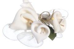 Изолированные Wedding благосклонности Стоковое Изображение RF