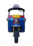 Изолированный автомобиль Tuk Tuk Стоковое Изображение