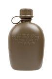 Изолированный буфет воды армии стоковая фотография