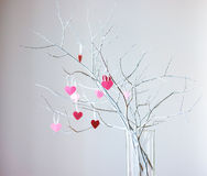 изолированный вектор варианта вала знака предмета влюбленности логоса Стоковые Фото