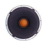 Изолированный диктор старой винтажной музыки динамический Стоковое Изображение RF