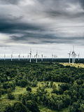 изолированный иллюстрацией ветер силы 3d Стоковое Изображение RF
