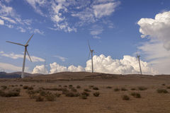 изолированный иллюстрацией ветер силы 3d стоковая фотография