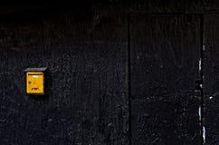 изолированный коробкой предмет почты 3d Стоковое Изображение RF