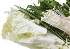 Изолированный овощ Стоковые Фотографии RF