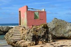 Изолированный дом Стоковая Фотография RF