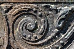 Изолированный орнамент колокола Стоковые Фотографии RF