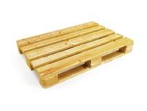 изолированный паллет представляет белое деревянное иллюстрация штока